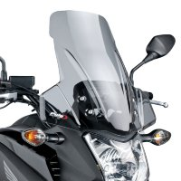 NC 750/700 X стекло Puig Touring Light Smoke до 2015 г.в.