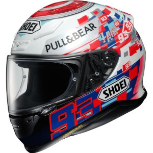 Шлем NXR MARQUEZ POWER UP! SHOEI