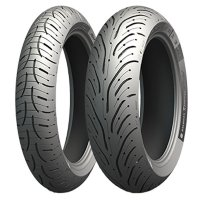 Покрышка 120/70R17 58W Michelin Pilot Road 4 GT F TL