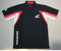 Рубашка Honda Short-Sleeved Racing