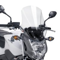 NC 700/750 S  стекло 430 x 320 Touring Clear Puig