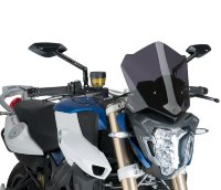 F 800 R  BMW стекло New Generation Screen Dark Smoke Puig