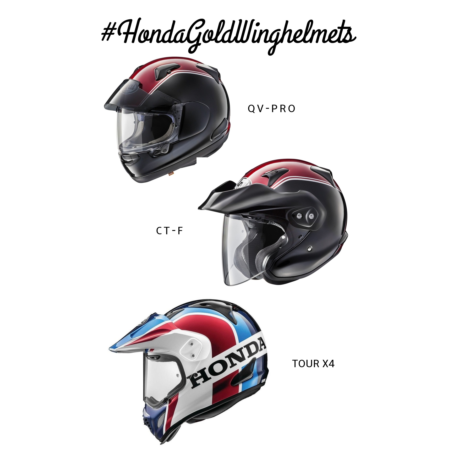 ARAI special for HONDA