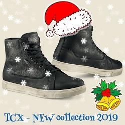 TCX - поступление 2019!